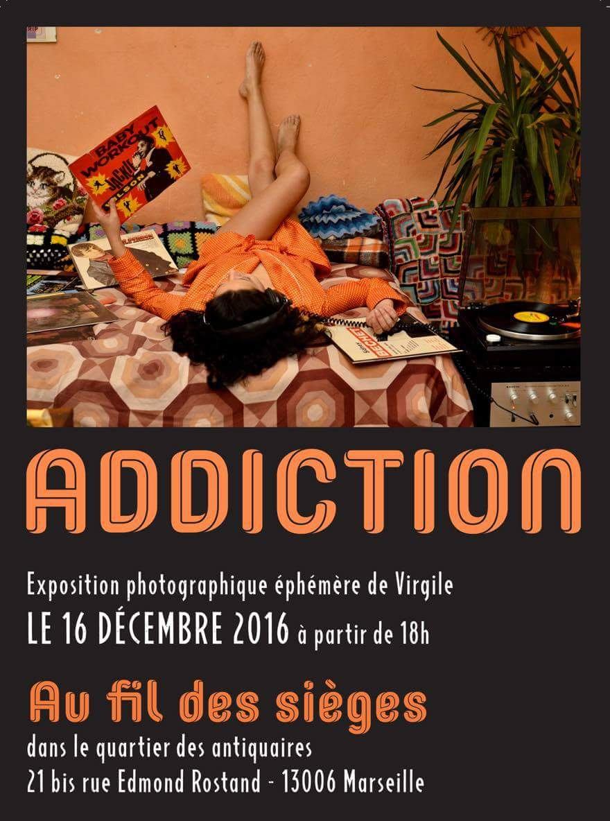 Addiction de Virgile